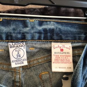 Lucky Brand Jeans - Lucky Brand Lil Maggie Jean Sz 2